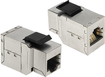 Delock Keystone RJ-45 to RJ-45 Cat.6 86141