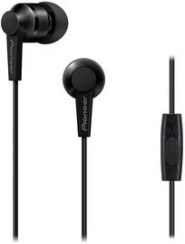 Pioneer SE-C3T In-Ear Earphones Black