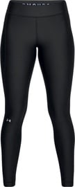 Under Armour HeatGear Womens Leggings 1309631-001 Black M