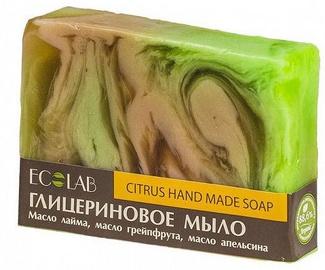 ECO Laboratorie Glycerin Citrus Handmade soap 130g