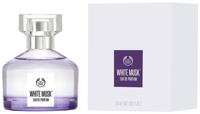 The Body Shop White Musk 50ml EDP