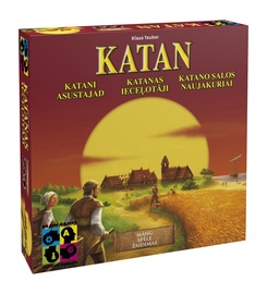 Brain Games Catan