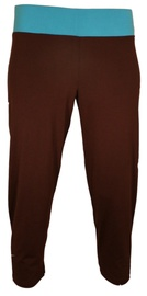 Bars Womens Trousers Brown/Blue 139 S
