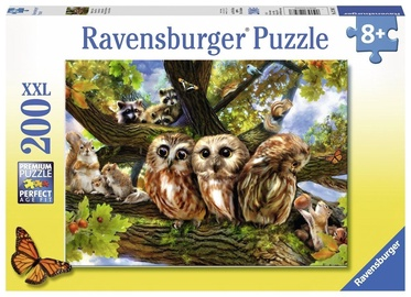 Ravensburger XXL Puzzle Woodland Neighbours 200pcs 12746