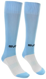 Givova Socks Calcio Light Blue Senior