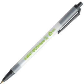 BIC ECO Clistic 1mm Ballpoint Pens Black 50pcs