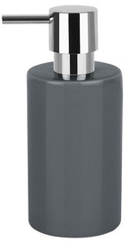 Spirella Tube Soap Dispenser 0.3l Dark Grey