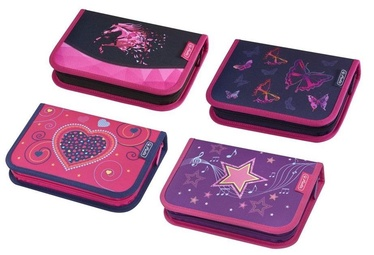 Herlitz Pencil Case 19Pcs Girls Mix