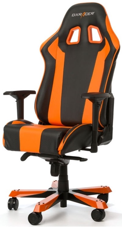 DXRacer King K06-NO Gaming Chair Black/Orange