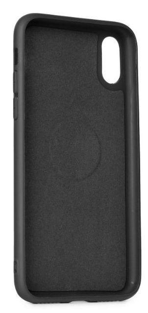 Mocco Soft Magnet Case For Samsung Galaxy J6 J600 Black