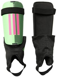 Adidas 11 Club Shin Guards Green Black Pink L