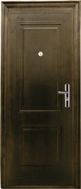 SN Steel Door Jc39 Brown Left 860x2050mm