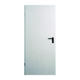 Hormann Steel Door Nėra ZK 87.5x204cm L/R White