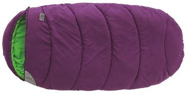 Magamiskott Easy Camp Ellipse Junior Majesty Purple, 160 cm