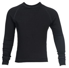 Bars Thermo Shirt Black 13 140cm