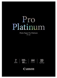 Canon PT-101 Pro Platinum A4 Glossy 20
