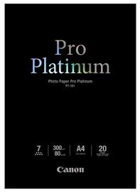 Canon PT-101 Pro Platinum A4 Glossy 20