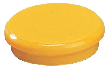 Dahle Magnets For Boards 24mm 10pcs Yellow