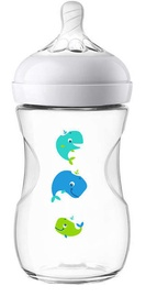 Lutipudel Philips Avent Natural Whale 260ml SCF 070/23