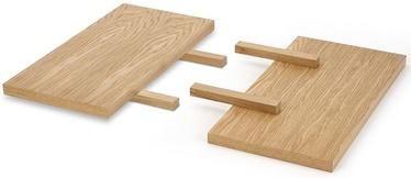 Halmar Table Extension Apex And Radus Natural Oak 85/40cm