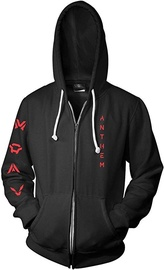 Jinx Anthem Flying High Hoodie Black L
