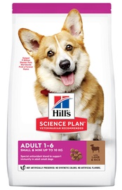 Hill's Science Plan Adult Dog Food w/ Lamb And Rice 6kg