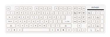 ActiveJet K-3016 Keyboard White