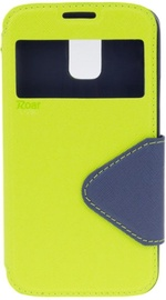Roar Fancy Diary S-View Book Case For LG H900 V10 Green/Blue
