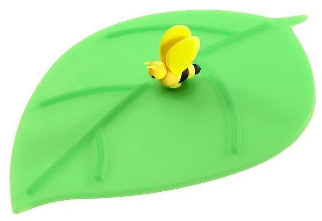 Lurch Bee Silicone Lid for Glass