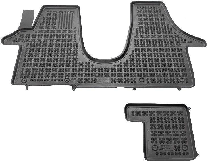 REZAW-PLAST VW Transporter T6 2015 Rubber Floor Mats