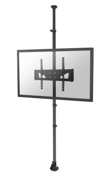 NewStar Floor to Ceiling Mount For TV 37-65'' Black