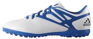 Adidas Messi 15.4 TF JR B25452 White Blue 35