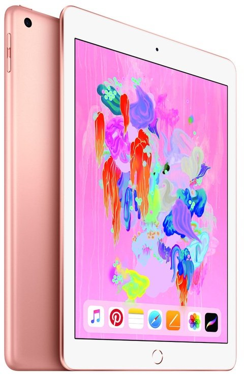 Apple iPad 6th Gen 9.7 Wi-Fi+4G 32GB Gold