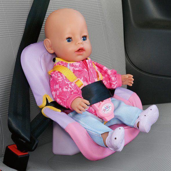 Zapf Creation Baby Born Car Seat 828830