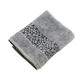 Domoletti Towel Lela 30x50cm Grey