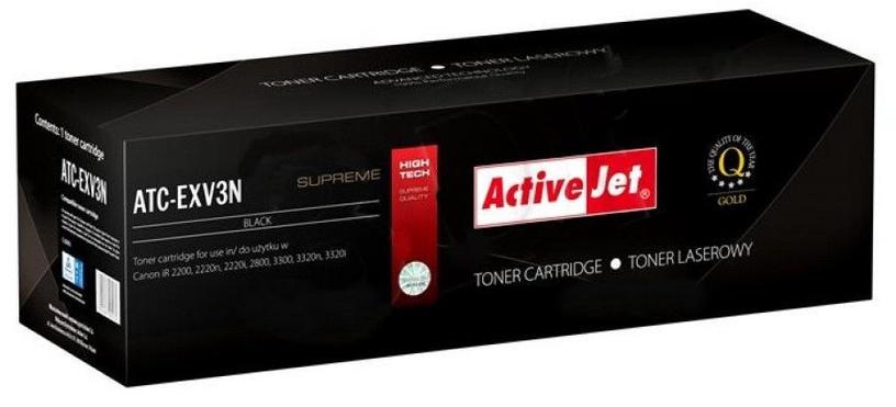 ActiveJet Toner ATC-EXV3N Black