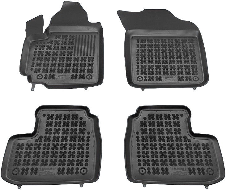 REZAW-PLAST Suzuki Swift III Pre-Facelift 2005-2008 Rubber Floor Mats