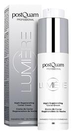 Näokreem PostQuam Professional Lumiere Regenerating Night Cream Caviar, 50 ml