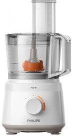 Philips Food processor Daily FoodPro HR7310/00 White