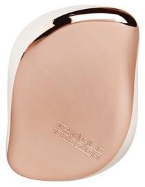Tangle Teezer Compact Styler Brush Rose Gold Cream