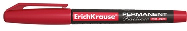 ErichKrause Permanent Fineliner FP-50 Red