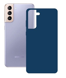 Ksix Cover for Samsung Galaxy S21 Plus Blue