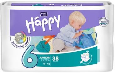 Bella Baby Happy Junior Extra Diapers 38