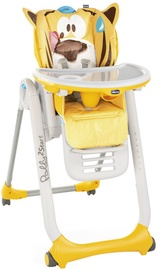 Chicco Polly 2 Start Highchair Peacefull Jungle