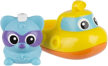 Playgro Rainy Raccoons Musical Submarine 4087629