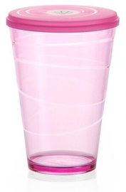 Tescoma MyDrink Cup with Lid 400ml Pink