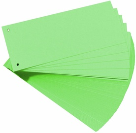 Herlitz Divider Strips 10843506 Green 100pcs