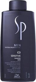 Wella SP Men Sensitive Shampoo 1000ml