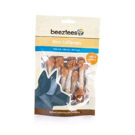 Koeramaiused Beeztees Rice Lollipops, kalaga, 70 gr