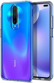 Spigen Liquid Crystal Back Case For Xiaomi Mi 10t Crystal Clear
